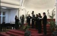 Lepo je slaviti Tvoje ime, Bože moj – Vokalni sastav Koral