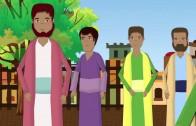 1. pouka – On je bio pastir – godina B, sveska 6