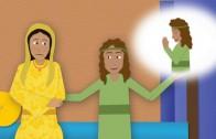6. pouka – Mala sluškinja služi Bogu – godina B, sveska 7