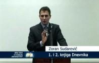 Prva i druga knjiga dnevnika – Zoran Sudarević